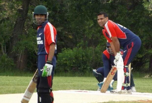 Cricket in Saskatchewan