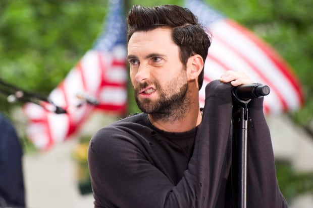 Maroon 5 Perform on The Today Show