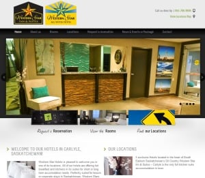 Western Star Inn website