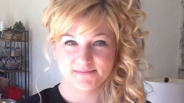 Nicole Belair, 33, died in hospital Tuesday of injuries after a fire at an apartment building in Hanmer.