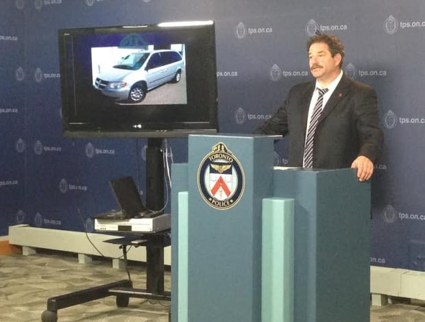 Staff Insp. Mike Earl talks about armoured truck heist