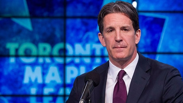 New Toronto Maple Leafs president Brendan Shanahan feels plenty of internal pressure to make some changes but he knows it won't be an easy or fast process.