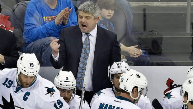 Sharks head coach Todd McLellan gets to keep his job despite the team blowing a 3-0 lead in its second-round series against Los Angeles. The Sharks have a 271-130-57 record in six seasons under McLellan, posting the second-most wins in the NHL in that span to Pittsburgh.