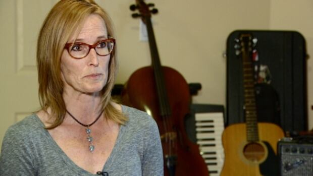 Karen Lake, mother of crash victim Thaddeus Lake, says starting the musical foundation in her son's memory has helped her begin to heal.