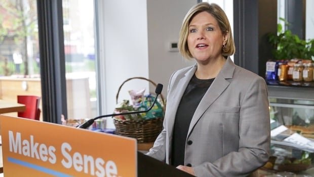As the second week of the campaign comes to a close, some experts say NDP Leader Andrea Horwath needs to provide more details about her campaign plans, or risk having her message lost in the sparring between the Liberals and PCs.