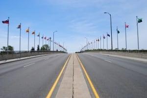 Sudbury bridge of nations