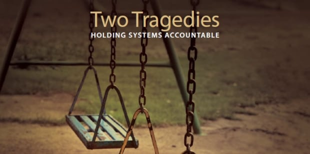 Two tragedies report