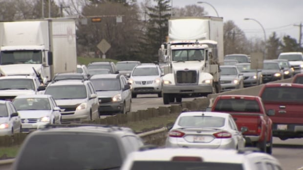 The main traffic routes in southeast Edmonton are already congested. The Valley LRT Line construction project could make it even tougher for drivers to get around, according to some city councillors.