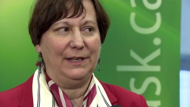 University of Saskatchewan president Ilene Busch-Vishniac.