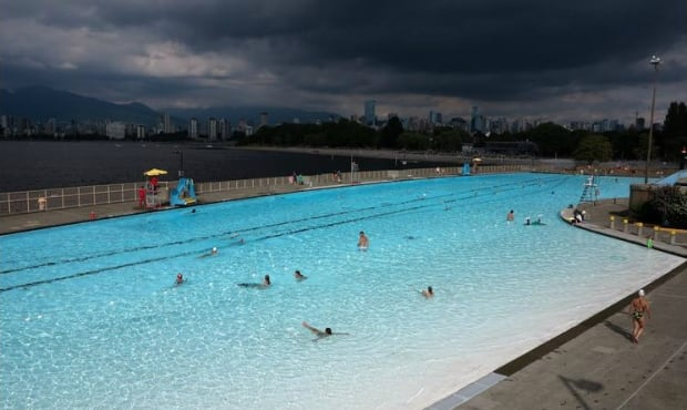 Kits pool opens for the summer