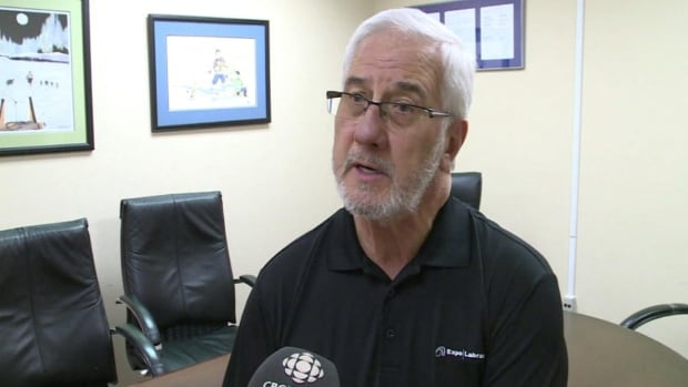 Sterling Peyton says many business owners in Labrador would prefer to hire local workers before temporary foreign workers, but no locals apply to positions in food and customer service.
