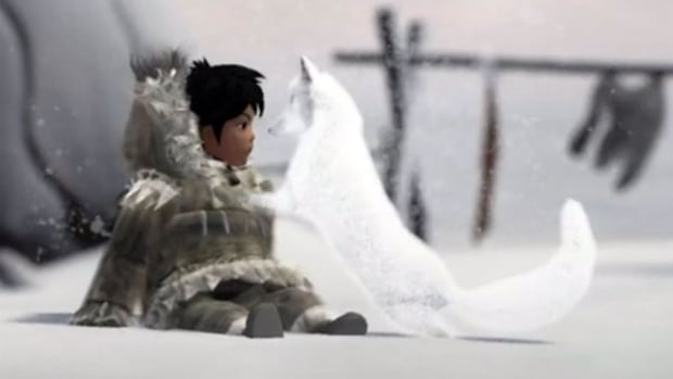 Never Alone is the first title from Upper One Games, a joint venture between the Cook Inlet Tribal Council and E-Line Media of New York.