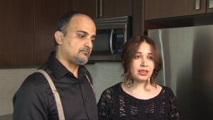 Payam Bakht and Sareh Aminian