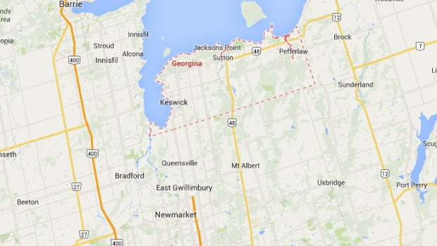 A woman has died while skydiving in the Town of Georgina, about 80 kilometres north of Toronto and along the south shore of Lake Simcoe.