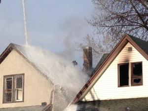 Toronto Street Fire Foam