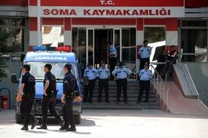 Turkey Mining Disaster