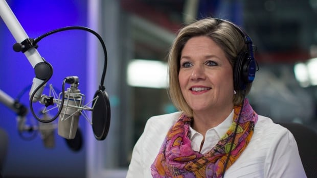 "'What this ad is, is a reminder for Ontarians about the track record, the dismal track record of the Liberal in Ontario,"" said Ontario NDP Leader Andrea Horwath."