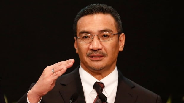 "In response to criticism that fighter jets should have been scrambled to investigate the then-unidentified flight through Malaysian air space, Defence Minister Hishammuddin Hussein told Australian Broadcasting Corp.'s ""Four Corners"" program broadcast Monday that the plane was deemed commercial and not hostile."