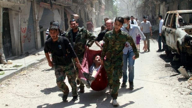 The death toll in Syria's three-year conflict has exceeded 160,000, an activist group said Monday, a harrowing figure that reflects the country's relentless bloodletting that appears no closer to a resolution.