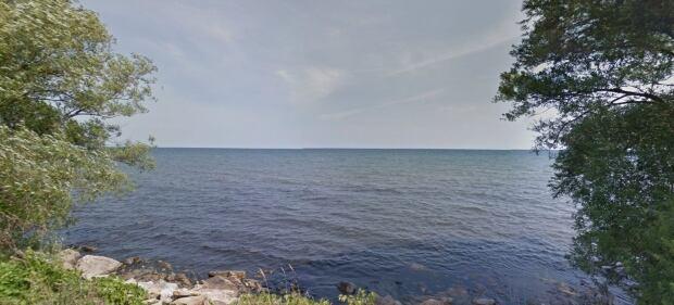 Lake Ontario near Grimsby