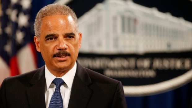 "'When a foreign nation uses military or intelligence resources and tools against an American executive or corporation to obtain trade secrets or sensitive business information for the benefit of its state-owned companies, we must say, ""enough is enough,""' U.S. Attorney General Eric Holder said at a press conference."