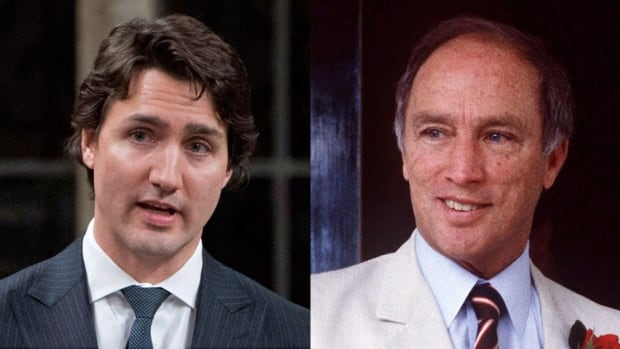 In an email to party supporters, Liberal Leader Justin Trudeau cited his father, the late prime minister Pierre Trudeau, as a major influence guiding his stance on abortion.