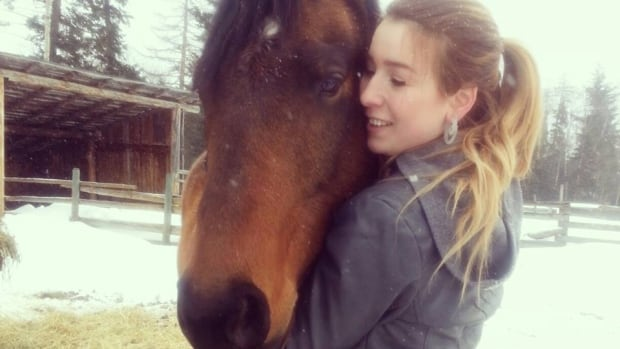 Kendall Moore, one of the two teens who died on the weekend after a bush party in B.C., loved horses and dressing up in cowboy boots, according to a close friend. Moore and her boyfriend, Craig Wood, drowned after their vehicle entered Kwitzil Lake on the weekend.