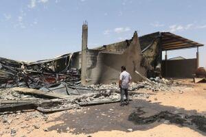 Libya violence