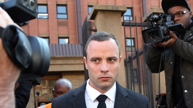 Oscar Pistorius must present himself at 9 a.m. on Monday and every weekday after that at a psychiatric hospital in Pretoria.