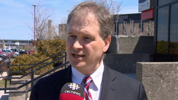 Keith Hutchings Fisheries Aquaculture Minister CBC