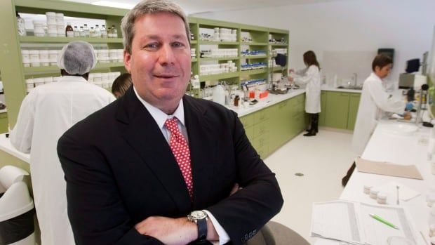 Valeant Pharmaceuticals CEO Michael Pearson defended the company's R&D and growth record in an effort to woo Allergan shareholders.