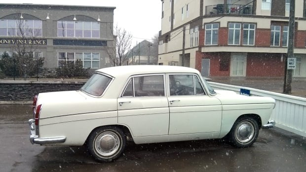 RCMP in Red Deer are hoping to return this Austin Cambridge to its owner.