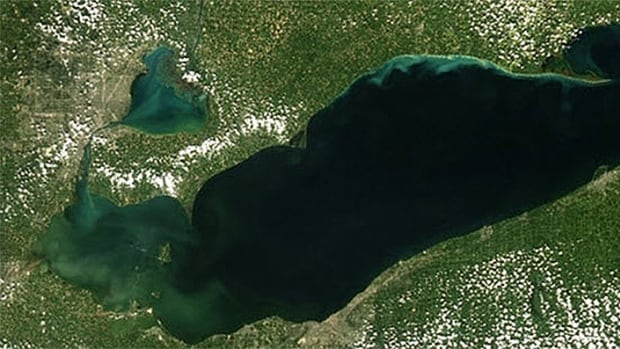 University of Michigan researchers and their colleagues predict a significant bloom of toxic blue-green algae in Lake Erie late this summer.