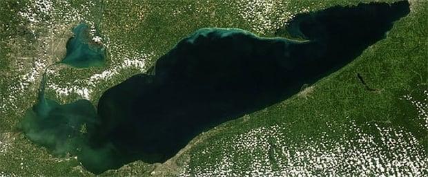 2011 Lake Erie Algae Bloom