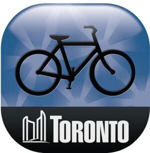 Toronto cycling app