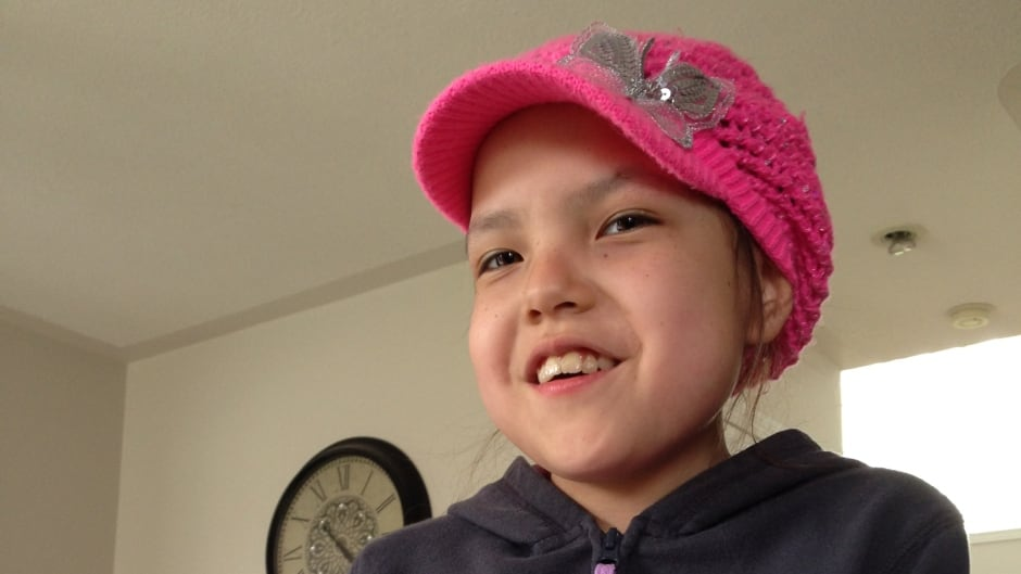 Makayla Sault, 10, has refused to continue with chemotherapy treatments to fight leukemia.