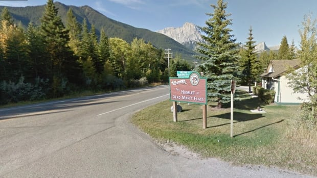 Dead Man's Flats is the name of a hamlet in western Alberta near Canmore.