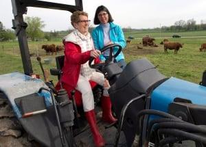 Kathleen Wynne election tractorgate ontario