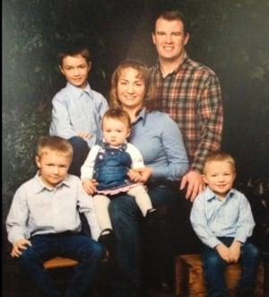 Donovan Family