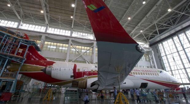 China's homegrown jet
