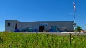 Icewater Arnold's Cove fish plant file CBC