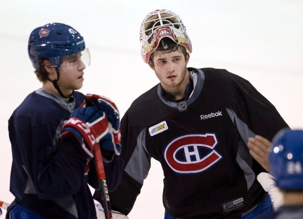 HKN Canadiens Practice 20140521