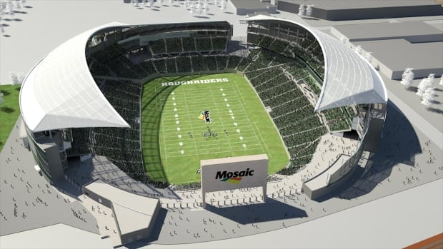 New Stadium Design