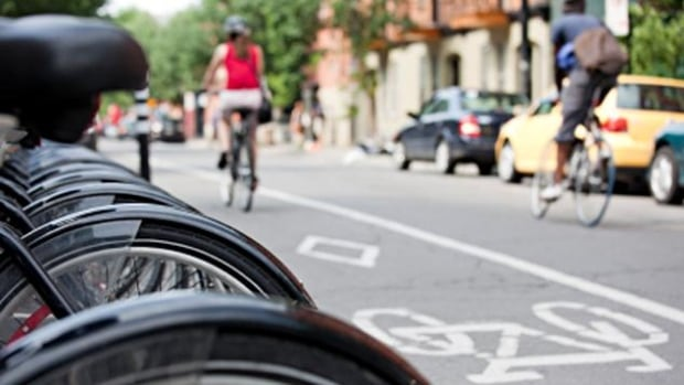 The borough will add 20 km of bike lanes by 2015, and fix 22 dangerous intersections.