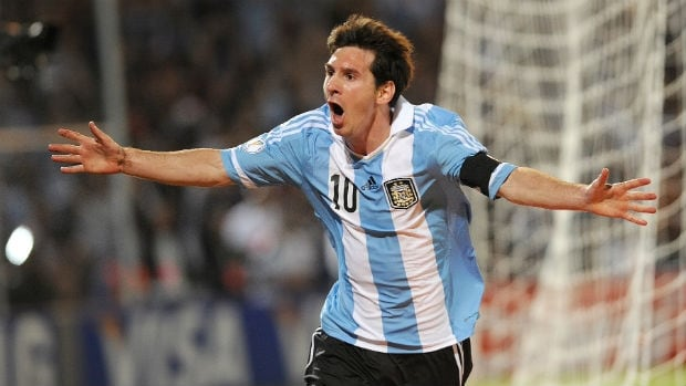If Lionel Messi can finally put it all together and shine for his country, there's a very good chance Argentina will be hoisting its third World Cup trophy at tournament's end.