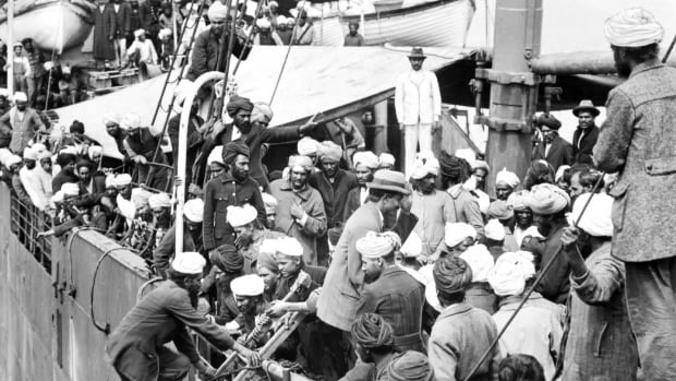 On May 23, 1914, the Komagata Maru, a Japanese steamship sailed into Vancouver's Coal Harbour carrying 376 passengers from Punjab, India seeking asylum.