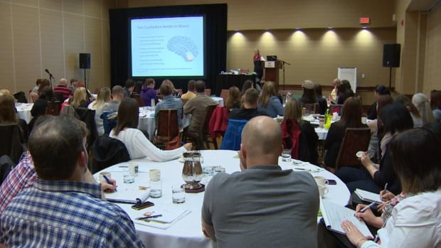The annual provincial Child And Youth Care Conference took place in St. John's this week, with the theme, 'being trauma informed.'
