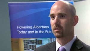 Alberta Electric System Operator's Mike Deising