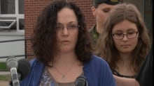 Monica Bobbitt, widow of Canadian soldier Daniel Bobbitt