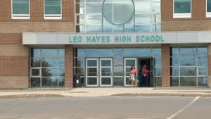 Leo Hayes High School